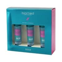 Biomed Hairtherapy Full Power Antiage Programm - Крем против старения кожи головы Antiage 3*15 мл
