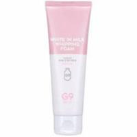 Berrisom G9 White In Milk Whipping Foam - Пенка для умывания осветляющая с молочными протеинами 120 мл