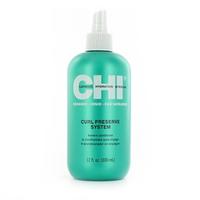 CHI Curl Preserve System Leave In Conditioner - Несмываемый кондиционер  для кудрявых волос 355 мл