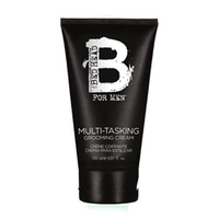 TIGI Bed Head B for Men Multi-Tasking Grooming Cream - Крем-лоск для волос 150 мл