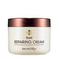 Secret Key Snail Repairing Cream - Крем для лица с муцином улитки 50 г