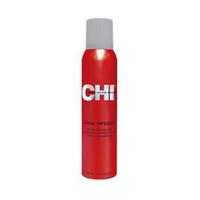 CHI Infra Shine Infusion - Спрей-блеск  150 млУкладочные средства<br>Спрей-блеск CHI Инфра превосходно увлажняет и укрепляет волосы, не утяжеляя их, устраняет проблему секущихся кончиков и наделяет волосы невероятным блеском.Идеально подходит для использования вместе с керамическими инструментами СHI. Рекомендован для любого типа волос.Применение: Нанести на волосы в завершающей фазе укладки. Не предназначен для фиксации.Объем: 150 мл<br>