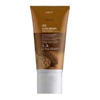 Lakme Teknia Ultra brown treatment - Средство для поддержания оттенка окрашенных волос Коричневый 50 млСредства для ухода за волосами<br><br>