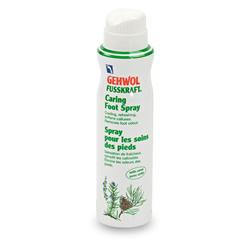 Gehwol Fusskraft Caring Foot Spray - Актив-спрей 150 мл