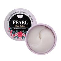 Petitfee Koelf Pearl & Shea Butter Eye Patch - Патчи для глаз гидрогелевые с маслом ши 60*1,4 г