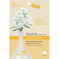 Mijin Cosmetics BSC Essence Mask Edelweiss - Маска тканевая эдельвейс 25 г