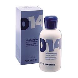 Brelil 0-14 Oil-Shampoo - Масло-шампунь 150 мл