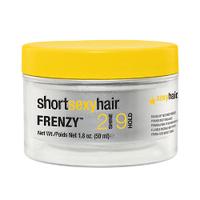 Sexy Hair Short Frenzy Bulked Up Texture Compound - Крем текстурный для объёма 50 гр