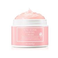 Secret Key Rose Water Base Gel Cream - Гель-крем с экстрактом розы 100 г
