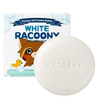 Secret Key White Racoony Creamy Bar - Мыло кремовое осветляющее 85 г