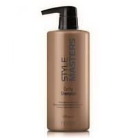 Revlon Professional SM Curly Shampoo - Шампунь для вьющихся волос 400 млШампуни для волос<br>Шампунь специально разработан для вьющихся волос. Уменьшает спутывание волос и увлажняет их, чтобы получить хорошо очерченные и мягкие локоны.Шампунь Revlon Style Masters смягчает и увлажняет жесткие кудрявые волосы, а также регулирует секрецию кожного сала в волосистой части головы. Вместе с кондиционеромCurly Conditioner- средства усилят действие друг друга и обеспечат локонам долговременную и надежную защиту от высокой температуры при укладке.Способ применения: Нанести на влажные волосы легкими массажными движениями. Смыть большим колличеством воды. Повторить еще раз.Объем: 400 мл<br>