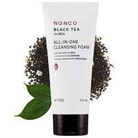 A'pieu Nonco Black Tea For Men All-In-One Cleansing Foam - Пенка для умывания мужская 130 мл