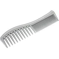 Harizma Professional h10654 - Гребень большой, серебро