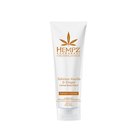 Hempz Tahitian Vanilla & Ginger Herbal Body Wash - Гель для душа имбирь и ваниль таити 385 мл