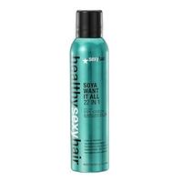 Healthy Sexy Hair Soya Want it All (2 in 1) - Спрей-уход 22 в 1 150 млСредства для ухода за волосами<br><br>