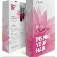 Lakme Teknia Color Stay - Набор подарочный (шампунь 300 мл+маска 250 мл)