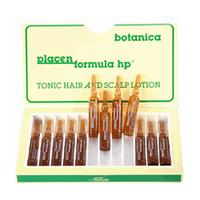 WT-Methode Placen Formula Hp Botanica - Ампулы против выпадения волос №4 12*10 мл