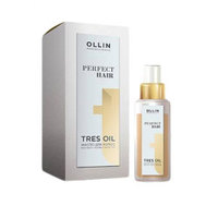 Ollin Perfect Hair Tres Oil - Масло для волос 50 мл