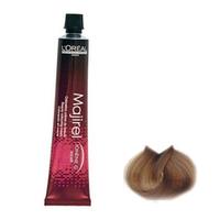 LOreal Professionnel Majirel - Крем-краска Мажирель Ионен G и incell 9.31 очень светлый блондин золотисто-пепельный 50 млКраска для волос<br>Стойкая краска-крем для красоты волос. Новая формула гарантирует высокое качество волоса и, как следствие, великолепный, ровный, стойкий, точный цвет. Последняя разработка лабораторий L'Oreal молекула incell в сочетании с базовым полимером ухода Ионен G впервые позволяет обеспечить глубокий уход и максимальную защиту на всех трех зонах строения волоса. Система высокой стойкости (НТ) позволяет в 2 раза увеличить сопротивляемость волос вредному воздействию ультрафиолетового излучения и защищает цвет от вымывания. Система проявления цвета (Revel Color) отвечает за чистоту и насыщенность цвета. Мощность осветления до 3 тонов. Покрытие седины до 100%.Молекула incell, микрокатионный полимер Ионен G™, многомерные молекулы системы высокой стойкости (НТ), система проявления цвета (Revel Color).Объем: 50 мл<br>