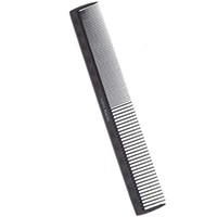 Harizma Professional h10673 - Расческа для стрижки (карбон) 180 мм