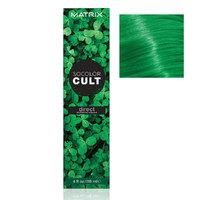Matrix Socolor Cult - Крем с пигментами прямого действия для волос (зеленый клевер) 118 мл