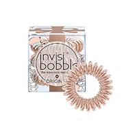 Invisibobble Original Tea Party Spark - Резинка для волос (сияющий бронзовый)