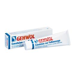 Gehwol Emulsion - Питательная эмульсия для массажа 125 мл