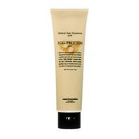Lebel Natural Hair Soap Treatment Egg Protein - Маска с яичным протеином 260 грМаски для волос<br>Питательная маска «Яичный протеин» Lebel Natural Hair Soap Treatment:Восстанавливает волосы, придаёт плотность.Защищает от термического воздействия фена и утюжка.Придаёт волосам блеск.Облегчает расчёсывание.Защищает от УФ (SPF 15).Состав: яичный протеин, масло яичного желтка, витамин Е, экстракт гардении, мёд.Способ применения: распределить небольшое количество маски (3 – 5 мл для волос средней длины) по волосам, отступая от корней. Выдержать 5 минут. Тщательно смыть тёплой водой. Можно использовать ежедневно.Объём: 260 гр<br>