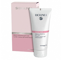 Bioline-JaTo Vintage 79 Sweet Relief Bilberry ReFreshing Gel Mask - Освежающая маска-гель с черникой 100 мл