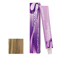 Matrix Socolor.beauty D-AGE - Стойкая крем-краска 9М блондин очень светлый мокка 90 мл