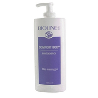 Bioline-JaTo Comfort Body Phytoenergy Massage Oil Vitalizing - Восстанавливающее массажное масло 430 мл