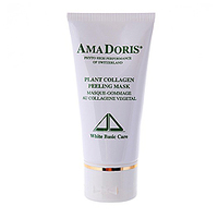 AmaDoris Plant Collagen Peeling Mask - Омолаживающая очищающая маска с коллагеном 50 мл