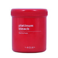 Lebel Oxycur Platinum Bleach - Осветляющий порошок 350 грКраска для волос<br>Lebel Platinum Bleach - Осветляющий порошок.Обесцвечивающий порошок для интенсивного обесцвечивания волос до 7 тонов. Подходит для всех типов волос и всех техник обесцвечивания. Новая формула из сбалансированного сочетания агентов, контролирует процесс обесцвечивания волос. Не пылит и не осыпается на протяжении всего времени воздействия. В результате вы получаете профессиональное осветление волоса с минимальным повреждающим эффектом.Объем:350 гр.<br>