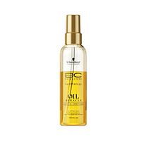 Schwarzkopf BC Bonacure Oil Miracle Liquid Oil Conditioner - Спрей-Кондиционер Золотое Сияние 150 млКондиционеры для волос<br>Глубоко увлажняет и регенирирует волосы. Облегчает расчёсывание,не утяжеляя волосы.Первая фаза с драгоценными маслами придает волосам потрясающий блеск и невесомость, вторая фаза кондиционирует и выравнивает поверхность волос,улучшая расчесываемость.Для роскошного блеска и непревзойденной мягкости.Пантенол, входящий в состав спрея, обеспечивает идеальный гидробаланс волос и предотвращает дальнейшую потерю влаги.Применение:Хорошо встряхните до смешивания 2-х фаз. Распылить на подсушенные полотенцем волосы.Объем:150 мл<br>