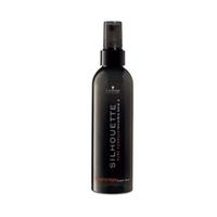 Schwarzkopf Silhouette Pumpspray Super Hold - Безупречный спрей для волос ультрасильной фиксации 200 млУкладочные средства<br>Schwarzkopf Silhouette Pumpspray Super Hold - Безупречный спрей для волос ультрасильной фиксации— это длительная, невидимая фиксация, объем иупругость ваших волос, атакже бережный уход изабота завашими волосами. Неаэрозольный спрей Silhouette поможет вам надежно зафиксировать любой стайлинг без утяжеления исклеивания волос. Стайлинг сохраняется втечение длительного времени независимо отпогодных условий.Активные компоненты спрея делают волосы мягкими ишелковистыми, облегчают процесс расчесывания. Спрей придаст вашим волосам притягательный естественный блеск, который станет прекрасным дополнением клюбому стайлингу.Применение:Распылите на волосы с расстояния 20 см. Используйте как жидкий лак.Объем:200мл<br>