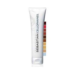 Sebastian Laminates Caramel Brown - Тонирующая краска с кондиционирующим эффектом «Карамельно-каштановый брюнет» 300 мл