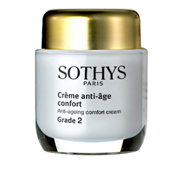 Sothys Time Interceptor Anti-Ageing Cream Grade 2 - Активный Anti-Age крем Grade 2 для нормальной и комбинированной кожи 50 мл