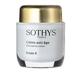Sothys Time Interceptor Anti-Ageing Cream Grade 4 - Активный Anti-Age крем Grade 4 50 мл