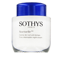 Sothys Time Interceptor Noctuelle Time Interceptor Night Cream - Anti-Age ночной крем Noctuelle 50 мл