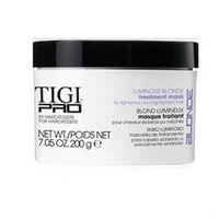 Tigi Pro Luminous Blonde Mask - Маска для осветленных волос 200 мл