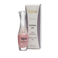 Trind Nail Repair Pink Pearl - Укрепитель для ногтей (розовый перламутр) 9 мл