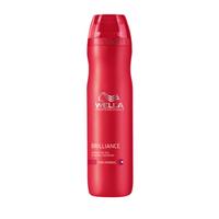 Wella Brilliance Line - Шампунь для окрашенных нормальных и тонких волос 250 мл