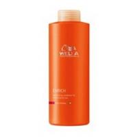 Wella Enrich Line Питательный бальзам для объема нормальных и тонких волос 1000 мл