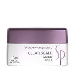 Wella SP Clear Scalp Mask - Маска против перхоти 200 мл
