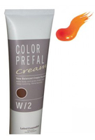 Lebel Color Prefal Cream - Крем-краска для волос AC/O оранжевый  150 гр