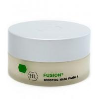 Holy Land Fusion3 Boosting Mask Phase II - Подтягивающая маска (Фаза 2) 140 млМаски для лица<br>Подтягивающая маска фаза 2 активирует и усиливает действие крем-маски фаза 1, полностью впитывая ее в кожу. Насыщает кожу микроэлементами, ускоряет процессы восстановления, устраняет сухость и шелушение, уменьшает раздражения. Обладает выраженным лифтинговым эффектом.Объем: 140 мл.<br>