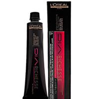 L'Oreal Professionnel Dia Richesse - Краска для волос 6.12 темный блондин пепельно-глазурованный 50 мл