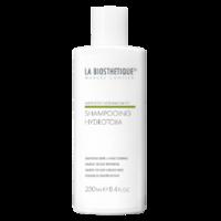 La Biosthetique Methode Normalisante Shampoo Hydrotoxa - Шампунь для переувлажненной кожи головы 250 млШампуни для волос<br>Описание продукта: Hydrotoxa Shampoo – идеальный вариант для тех, кто страдает повышенным потоотделением кожи головы. Данный шампунь сокращает в первую очередь выделения потовых желез. Волосы дольше остаются чистыми. Укладка держится более долгое время. Достигается эффект свежести и легкости волос.Применение: равномерно распределить по влажным волосам массирующими движениями; тщательно смыть.Объем:250 мл<br>