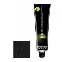 LOreal Professionnel INOA ODS2 - Краска для волос ИНОА ODS 2 без аммиака, 1 черный 60 млКраска для волос<br>Технология ODS2 - усиленное покрытие седины до 100%. 6 недель интенсивного увлажнения +50% блеска.Краска Иноа не имеет запаха и не содержит аммиака, вследствие чего она не имеет неприятного запаха и не оказывает на волосы и кожу головы негативного раздражающего и разрушающего воздействия.L`oreal Professionnel Inoa мгновенно смешивается, быстро наносится, и обеспечивает во время окрашивания полный комфорт.Обеспечивает глубокий уход за волосами.Волосы после окрашивания остаются такими же гладкими и эластичными, как и до него.Питательные и защитные компоненты, которые входят в состав краски Inoa, обеспечивают превосходный уход.Восполняя в волосе недостаток аминокислот и липидов, краска Inoa гарантирует, что волосы после ее использования будут выглядеть толще и здоровее.Краска Inoa обеспечивает волосам бесконечно долгий цвет.Вы получаете точные прогнозированные оттенки.Краска позволяет окрашивать и осветлять волосы до 3-х тонов, совершенно не портя их.Объем: 60 мл<br>