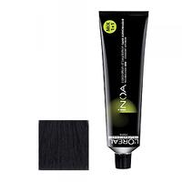 LOreal Professionnel INOA ODS2 - Краска для волос ИНОА ODS 2 без аммиака 2.10 очень темный шатен пепельный натуральный 60 млКраска для волос<br>Технология ODS2 - усиленное покрытие седины до 100%. 6 недель интенсивного увлажнения +50% блеска.Краска Иноа не имеет запаха и не содержит аммиака, вследствие чего она не имеет неприятного запаха и не оказывает на волосы и кожу головы негативного раздражающего и разрушающего воздействия.L`oreal Professionnel Inoa мгновенно смешивается, быстро наносится, и обеспечивает во время окрашивания полный комфорт.Обеспечивает глубокий уход за волосами.Волосы после окрашивания остаются такими же гладкими и эластичными, как и до него.Питательные и защитные компоненты, которые входят в состав краски Inoa, обеспечивают превосходный уход.Восполняя в волосе недостаток аминокислот и липидов, краска Inoa гарантирует, что волосы после ее использования будут выглядеть толще и здоровее.Краска Inoa обеспечивает волосам бесконечно долгий цвет.Вы получаете точные прогнозированные оттенки.Краска позволяет окрашивать и осветлять волосы до 3-х тонов, совершенно не портя их.Объем: 60 мл<br>